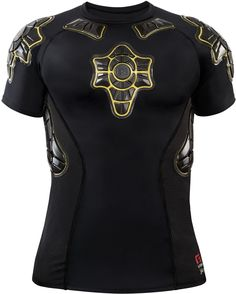 G-Form PRO-X Compression Shirt, Short Sleeves for Youth