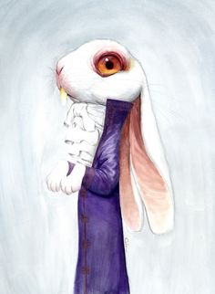 The White Rabbit.