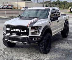 Ford Raptor Truck, Ford Ranger Raptor, Ford Pickup Trucks, Car Ford, Ford 4x4, 4x4 Trucks, Ford Truck Models, Ranger Truck, Ford Girl