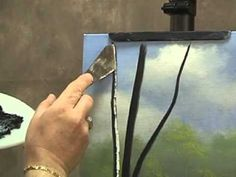 ▶ Oil Painting Lesson Wilson Bickford Birch Trees YouTube - YouTube