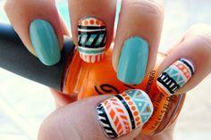 19 Amazing Nails Design    See more nail designs at http://www.nailsss.com/nail-styles-2014/2/