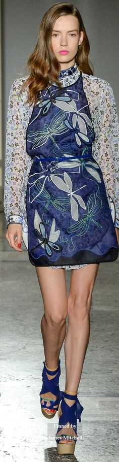 Aquilano Rimondi Collection Spring 2015 Ready-to-Wear