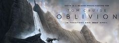 (1) Oblivion    Oblivion - Trailer  Earth is a memory worth fighting for. Watch the trailer for Oblivion, in theaters and IMAX, April 2013.