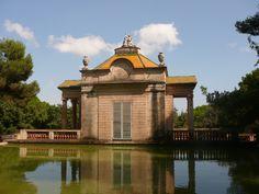 Parc del Laberint, Barcelona