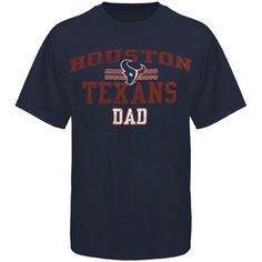 Houston Texans Dad T-Shirt