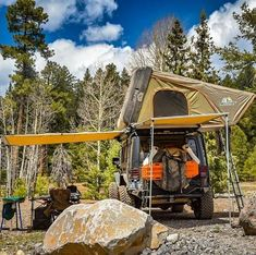 Some Nights, Roof Top Tent, Under The Stars, Outdoor Furniture, Outdoor Decor, Offroad, Cabin, House Styles, 4x4