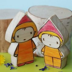 from the same toy maker Star House Folk on Etsy