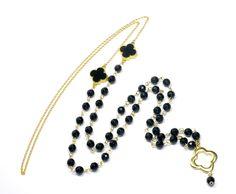 onyx necklace