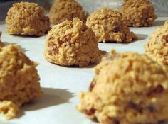 Cowboy cookies recipe - this is a family recipe from George and Barbara Bush.