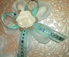 Hey, I found this really awesome Etsy listing at https://www.etsy.com/listing/185256892/confetti-flowerribbon-flower