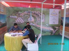 Krishna Bhumi stall at Mega Bazzar