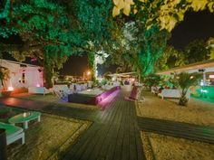 The Garden Zadar Bar Calls For Partygoers