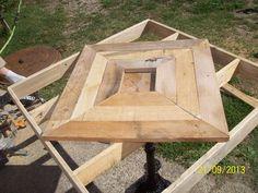 DIY Pallet Table Tutorial