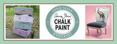 Annie Sloan Chalk Paint Stockist