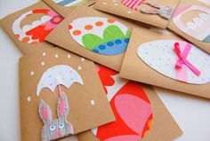 diy easter card