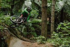 @mitchropo in Rotorua NZ. #BikeMagPOD by @parisgore.