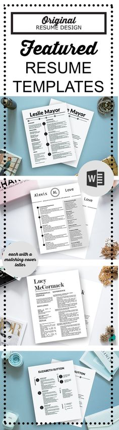 80 of candidates desperately need a resume makeover! Get a resume - resume template for professionals