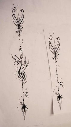 unique Tattoo Trends - Body - Tattoo's - Arrow by: The Hedgehog tatoo . Forearm Tattoos, Finger Tattoos, Body Tattoos, Sleeve Tattoos, Calve Tattoo, Side Arm Tattoos, Drawing Tattoos, Drawings, Drawing Drawing