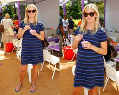 Reese Witherspoon and 6 other pregnant celebrities in STRIPES!!!
