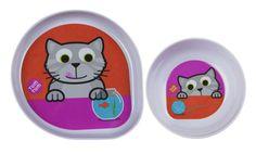 Diseñados con cantos redondos para facilitar sacar la comida con el tenedor o la cuchara Base antideslizante. http://www.petitbubu.es/vajilla/725-plato-bol-bluebell.html