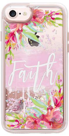 Casetify iPhone 7 Snap Case - Faith II by Li Zamperini Art #Casetify