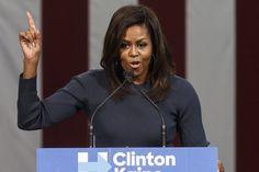 11 frases de Michelle Obama que ficarão marcadas para sempre