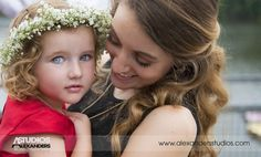 Flower girl, Vail, Wedding, Lake, NC