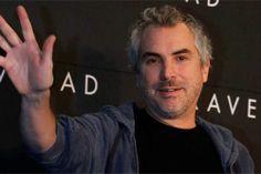 Cuarón fue nominado para competir por Mejor Director...