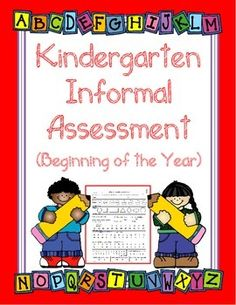 For this month freebie I decided to share this informal assessment designed to screen children entering kindergarten. In my school, we do this before school starts. After scoring the tests, we separate them according to levels (high, average, and low). Then we create the kindergarten classes, trying to make them more or less even (not too many kids high or too many low, etc.) By doing this, we avoid ending up with classes that are too high, and classes that are too low. However, this…