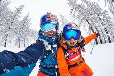 New series by Peak Performance launches with Henrik Windstedt skiing in Alaska. Snowboarding, Skiing, Living In Alaska, Ski Wear, Peak Performance, Winter Activities, Winter Travel, Winter Collection, Girls