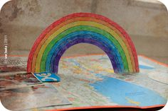 travel book {SWISS} by Valentina Tretyak, via Behance