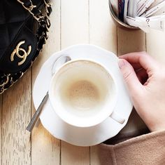 """Carin Olsson on Instagram: """"Two things I love about the coffee in Rome: 1) It's soo much cheaper than in Paris and 2) It's just so darn good ☕️"""""""