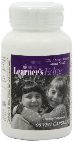 Integrative Therapeutics Learner's Edge, 90 Veg Capsules by Integrative Therapeutics... a supplement to research...
