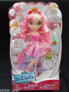 LA DEE DA Fairytale Dance Doll DEE as The Frog Princess