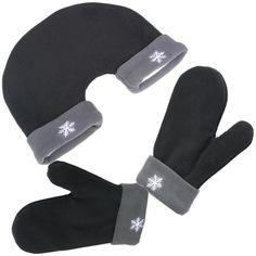1 Set Romantic Sweethearts Lovers Gloves Women Men Winter Thickening Warm Polar Fleece Mittens For Lovers Couple Gift