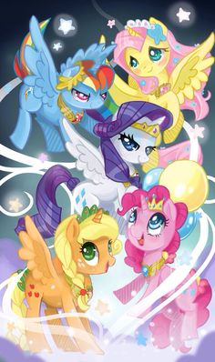 I hope they will all become alicorns :)