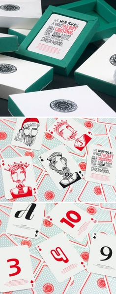Dashwood Playing Cards. These are beautiful!