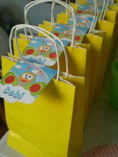 Baby tv para Tobi | CatchMyParty.com