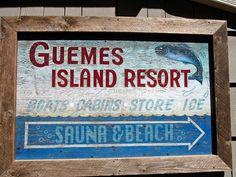 Guemes Island, WA