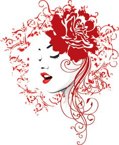 """Number 6 on the list of most #popular #vector #graphics from #DryIcons.com is the #design called """"#Rose #Red"""". This design has 1,555,308 Views and 177,070 Downloads (so far)."""