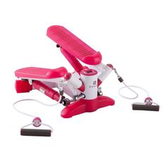 28d7599bdc818 Stepper Machine Fitness and Combat Sports - Twister Mini Stepper - Pink  DOMYOS - Fitness Accessories. Cardio TrainingWorkout ...