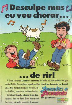 Gibi Leandro e Leonardo (1992)