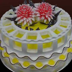 Quenary Academy Cake Art : 1000+ images about Decoracion de pasteles on Pinterest ...