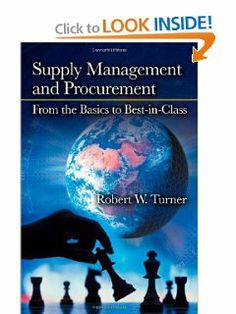 Buy Supply Management and Procurement: From the Basics to Best-in-Class by Robert W. Turner and Read this Book on Kobo's Free Apps. Discover Kobo's Vast Collection of Ebooks and Audiobooks Today - Over 4 Million Titles! Supply Management, Ebook Pdf, Books Online, Audio Books, Leadership, Investing, Ebooks, Knowledge, Author