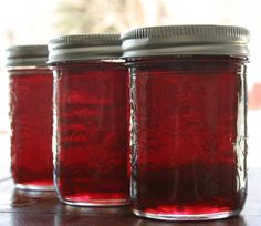 All Our Fingers in the Pie: Making Pomegranate Jelly