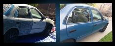 Give your car a $100 brand-new paint job. | 21 Insanely Clever Tricks To Vastly Improve Your Car