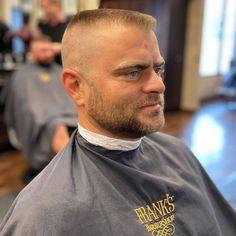 Flat Top Haircut, Hot Haircuts, Short Cuts, Cut And Style, Police Officer, Barber Shop, Hair Cuts, Mens Fashion, Boys