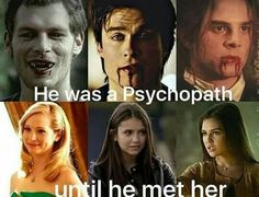I like Klaus and Hayley better but I love the other two Vampire Diaries Memes, Vampire Diaries Damon, Vampire Diaries The Originals, Serie The Vampire Diaries, Vampire Diaries Poster, Vampire Daries, Vampire Diaries Seasons, Vampire Diaries Wallpaper, Vampire Books