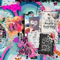 #nbk_design #the_lilypad #digiscrap #digitalscrapbooking #scrapbook #scrapbooking #layout #memorykeeping #modernmemorykeeping #scrapbookingideas #artjournaling #digitalartsylayout #artsy #artsylayout #arttherapy #mixedmediascrapbooking Mixed Media Scrapbooking, Digital Scrapbooking, Layouts, Artsy, Lily, Creative, Beauty, Design