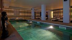 Pool på Hotel Principe delle Nevi STS Alpresor
